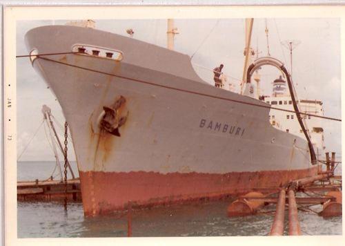 Bamburi Ship
